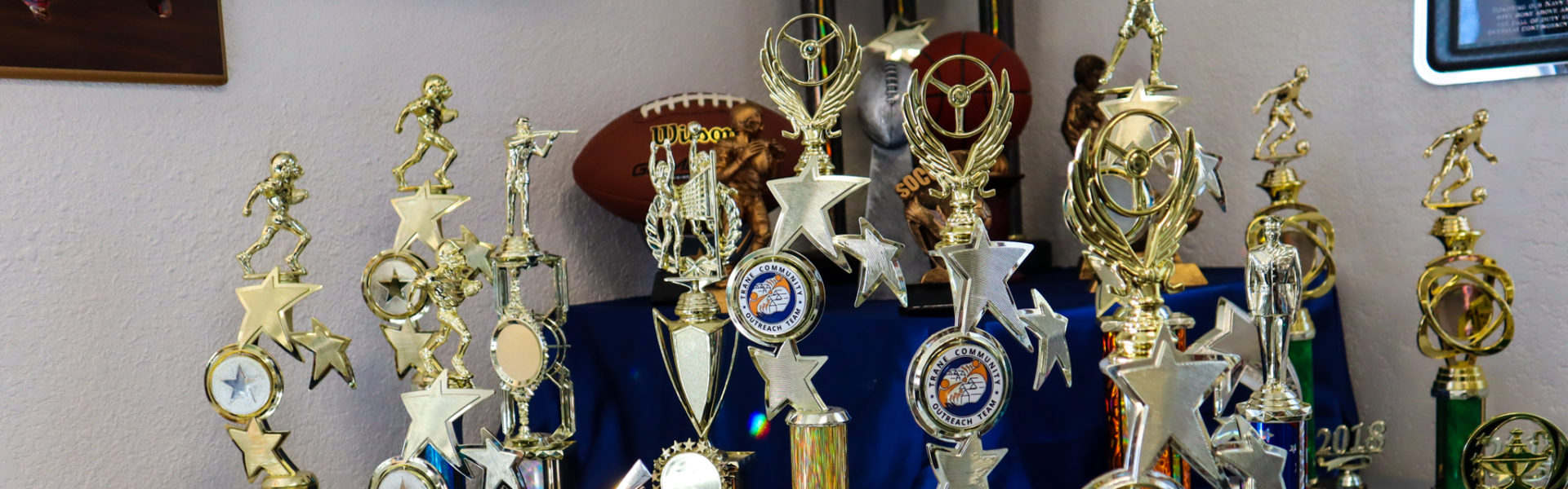 Awards by Trophy City